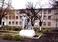 Volnyansk orphanage (internat), Zaporozhye region
