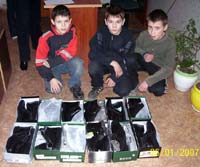 Photo report: Donation