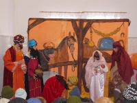 Christmas Show in Kalinovka for adults and children