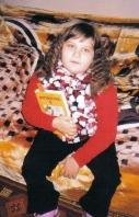 Chuvalova Dasha – Cerebral spastic infantile paralysis