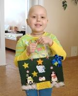 Masha Prozhoga – acute leukemia
