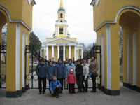 A fascinating trip to Dnipropetrovsk for fifteen children from the Zaporizhia Orphanage #3