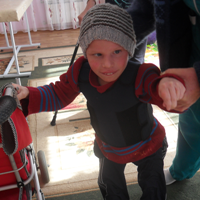 The October Report on the Works Done in Orphanages for Children and Adults with Special Needs