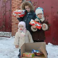 Support Families in the Donetsk war zone