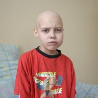 Nikolay Baiborodin, born in 2003 - embryonal rhabdomyosarcoma