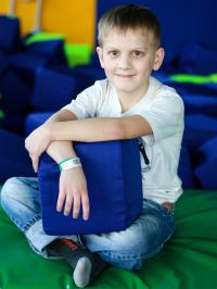 Dima Anikeiev, born in 2009– cystic fibrosis