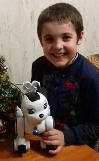 Vladislav Bogomazov, 6 years old - Cystic fibrosis, severe course