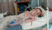 Ruslan Sherbakov, 6 years old - Spinal muscular atrophy – Hoffman