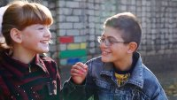 Children found a family: Ilya born in 2004; Nina 2005 Birthday