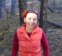 Волонтёр Юлия Кульпина: