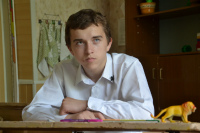 A child needs a family: Kirill G., 15 years old