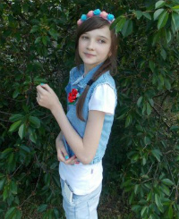 Polina Kolesnichenko, 13 years old – Congenital heart diseases, pulmonary hypertension