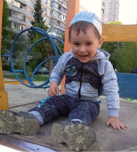Egor Linkov, 1–Cystic Fibrosis, Difficult Condition