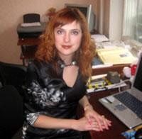Волонтёр фонда: Ольга Курликова