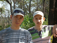 Shevchenko Alexander, 24 y.o, 4.07.1991 and Shevchenko Vitaly, 21 y.o, 30.12.1993 - Alport syndrome, kidney failure.