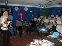 """""""I want to be…"""" Project: How to determine the aim and not to turn off the halfway knows V.N. Kirichenko – the teacher of the Russian cosmonaut Oleg Scripochka"""