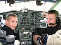 """""""I Want to Be Project"""": Zaporozhye Air Gates Open Wide to Orphans"""