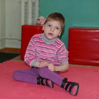 Ребенку нужна семья: Алина А.