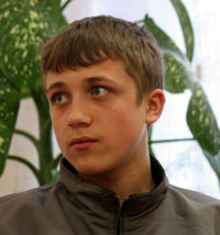 Child needs a family: Andrey N., born 1994