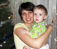 Oksana Ananyeva, born in 1983 – chronic viral hepatitis C. Yaroslav Ananyev, born in 2010 - perinatal cytomegalovirus infection