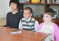Children Needs a Family: Anastasia born in 2005, Nikolay born in 2009 and Viktoria born in 2006