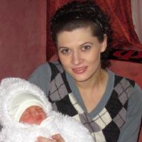 Anna Novikova, born in 1988 - Hodgkin's lymphoma, recurrence