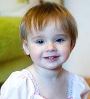 Приймак Арина, 2009 г.р.,  - двухсторонняя глухота