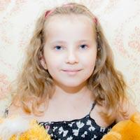 Бабышкина Арина