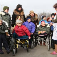 A British Charity Wants to Tell the World about the Special Children in the Kalinovka Orphanage