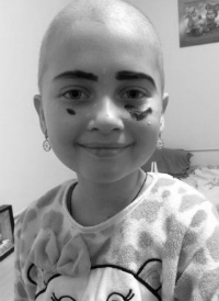 Alina Belyaeva, 8 year old - Acute lymphoblastic leukemia