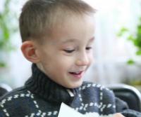 Ребенку нужна семья: Александр