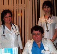 Isolation Department for younger children of Zaporozhye Municipal Children's Multi type Hospital # 5