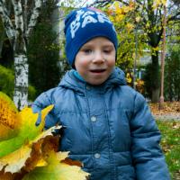 Дитині потрібна родина: Богдан