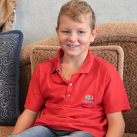 A Child Needs a Family: Bogdan, born in 2006