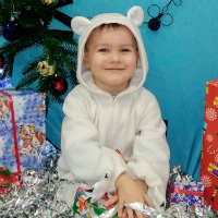 Mark Bondarev, 5 years old - Cystic fibrosis