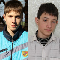 Children Need a Family: Vladimir P, born in 1998; Andrey P, born in 2000