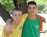 Детям нужна семья: Богдан 2000 года и Данил 2003 года рождения