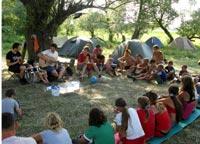 Детский палаточный лагерь или туристический поход: что лучше?