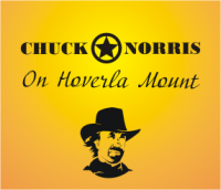 Special Project: Chuck Norris on Hoverla Mount.