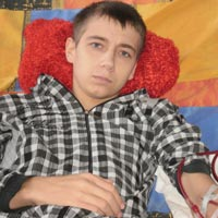 Please Help Eugeniy Win His Fight for Life!