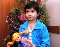 Dasha R., Returns Home After Surgery!