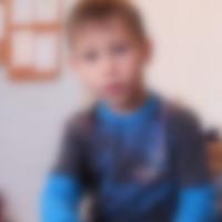 The child found a family: Dima, born in 2009