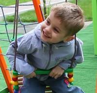 Children need a family: Dima in born 2011