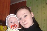 Here's our baby Mashenka!