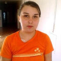 Elena Morgun, born in 1990 – idiopathic aplastic anemia