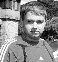 Дима Ермак - лимфома Беркитта