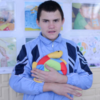 A Child Needs a Family: Eugeniy K., born in 1999