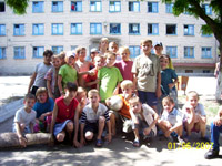 Molochansk Secondary Boarding School