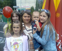 Family Rashkevitch needs our help to accept two more orphans into family