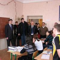 Глава области посетил запорожский спортивный интернат